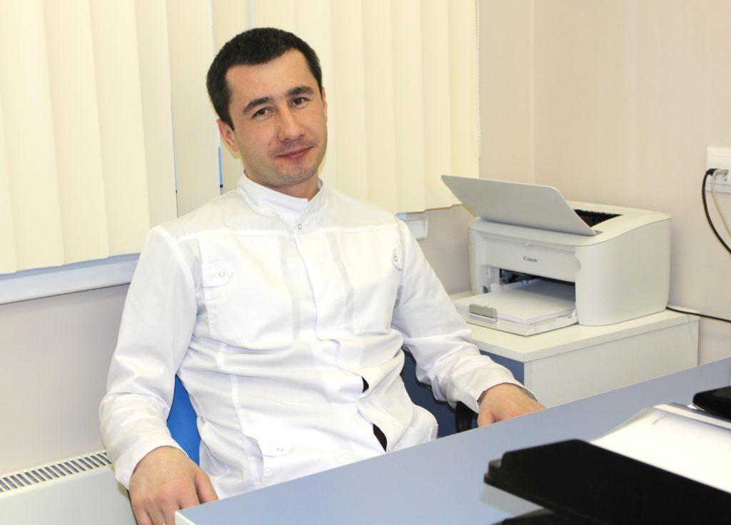 Гасинов Георгий - хирург в Лобне в клинике Семья