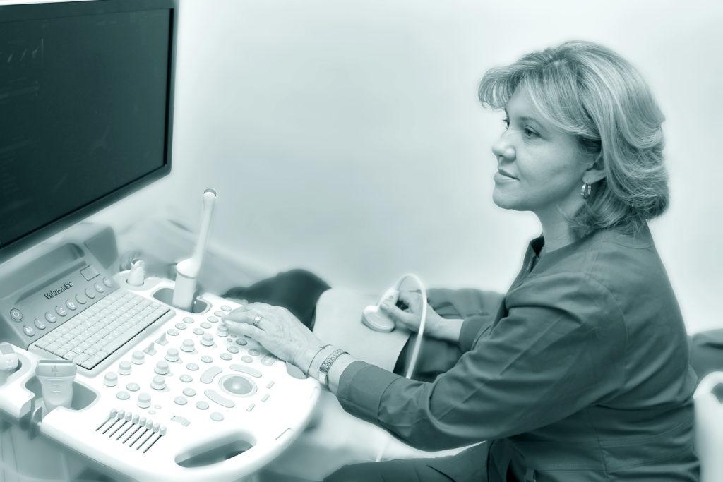 Ведение беременности, УЗИ в Лобне