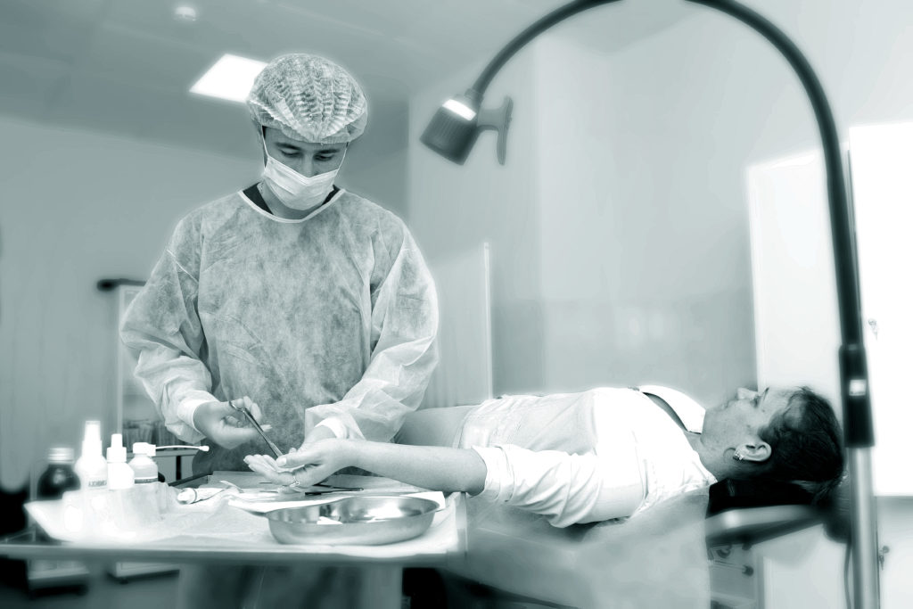 Хирург в Лобне - частная клиника Семья